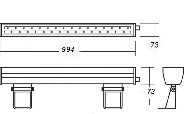 Оптимизация существующей линейки светильников