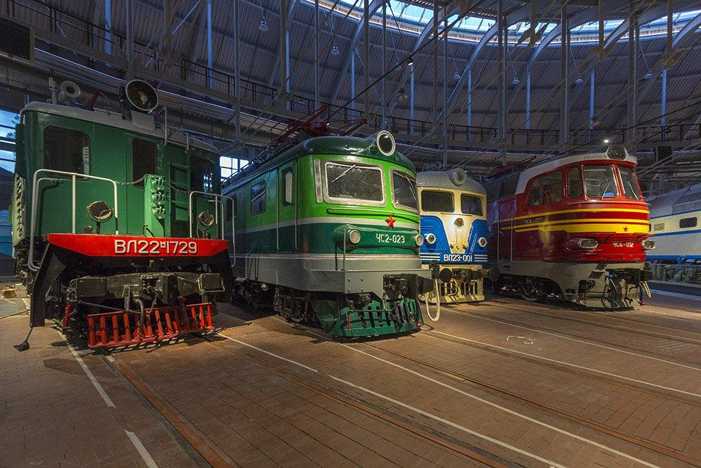 Музей жд России