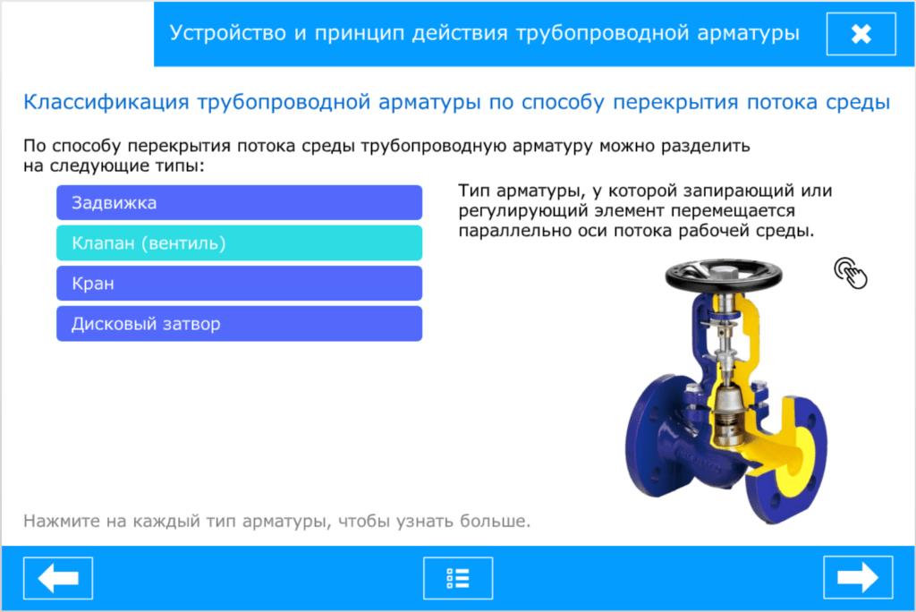 Разработка учебных курсов для АО «ВПО «ЗАЭС»
